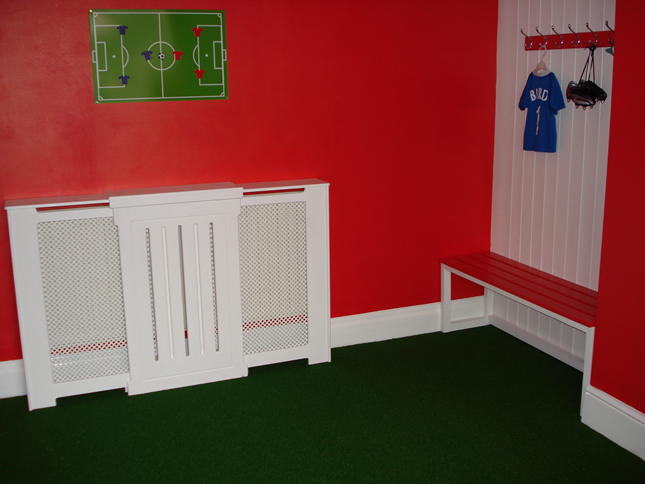 Football Bedroom
