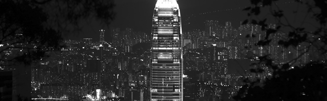 Hong Kong at Night